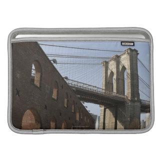 El puente de Brooklyn Funda MacBook