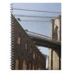 El puente de Brooklyn Libro De Apuntes Con Espiral