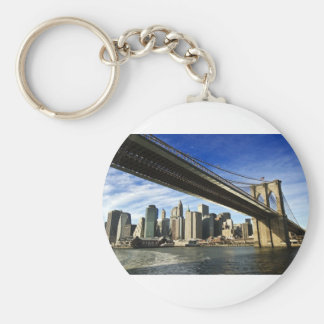El puente de Brooklyn Llavero
