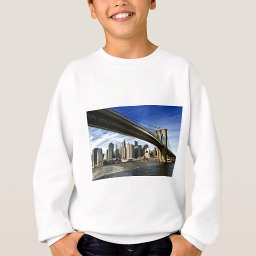 El puente de Brooklyn Sudadera