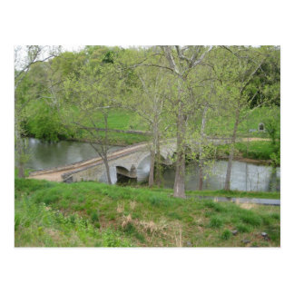 El puente de Burnside, Antietam Creek, Sharpsburg, Postales