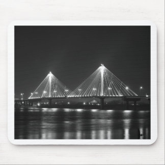 El puente de Clark Alfombrillas De Ratones