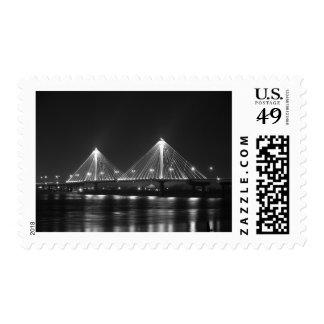 El puente de Clark Sello