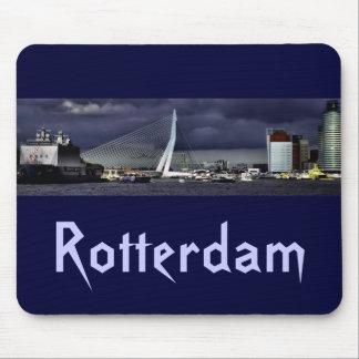 El puente de Erasmus, Rotterdam Tapete De Ratón