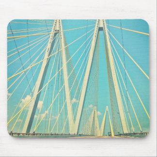 El puente de Fred Hartman Tapete De Ratones