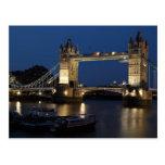 El puente de la torre, Londres Postales