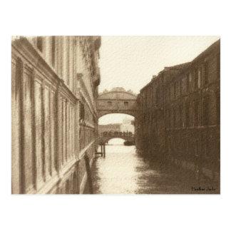 El puente de las postales de los suspiros