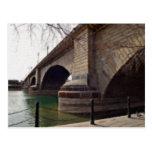 El puente de Londres en Lake Havasu pintó Postal