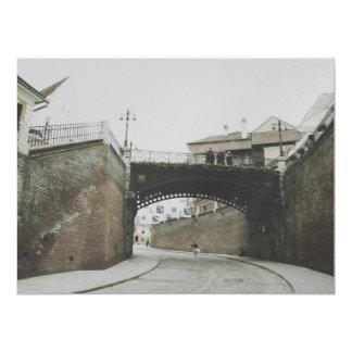 """El puente de los mentirosos, Sibiu Invitación 6.5"""" X 8.75"""""""