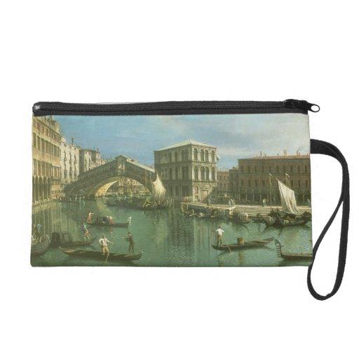 El puente de Rialto, Venecia
