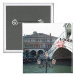 El puente de Rialto, Venecia Pin