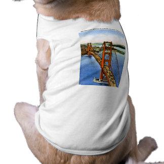 El puente de San Francisco Camisa De Perro