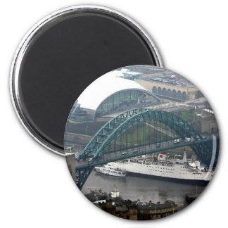 El puente de Tyne Iman