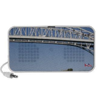 El puente del agua azul es un puente 2 del gemelo- notebook altavoces