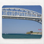 El puente del agua azul es un puente 2 del gemelo- tapetes de ratones