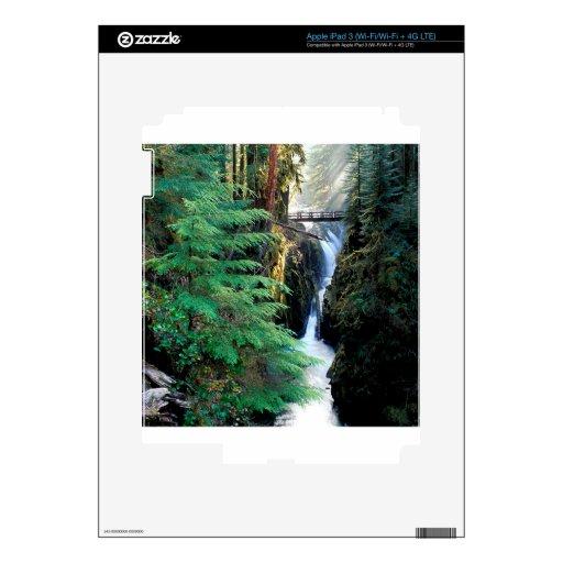 El puente del agua sobre el solenoide Duc cae olím Pegatina Skin Para iPad 3