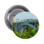 El puente del arco iris, Niagara Falls Pin