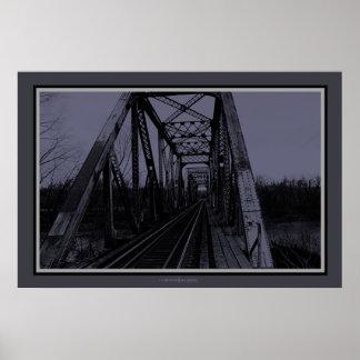 El puente del fantasma póster