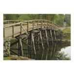 El puente del norte viejo, nacional minucioso del  fotografía
