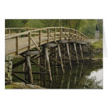 El puente del norte viejo, nacional minucioso del  felicitacion