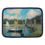 El puente en Argenteuil - Claude Monet 1874 Organizador