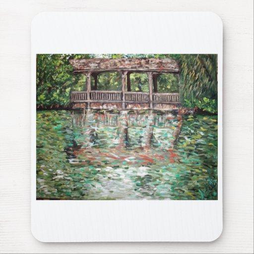 """""""El puente en Greynolds """" Tapetes De Raton"""