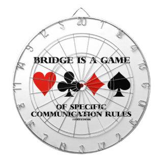 El puente es un juego de las reglas específicas de