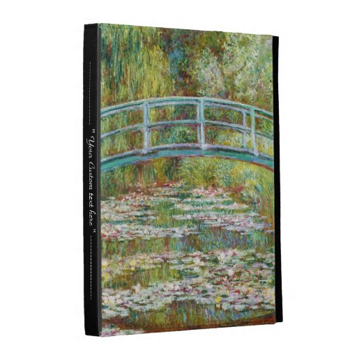 El puente japonés Claude Monet 1899