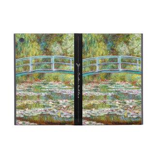 El puente japonés Claude Monet 1899 iPad Mini Fundas