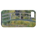 El puente japonés de Claude Monet iPhone 5 Case-Mate Protectores