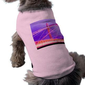 El puente Londres de Albert Playera Sin Mangas Para Perro