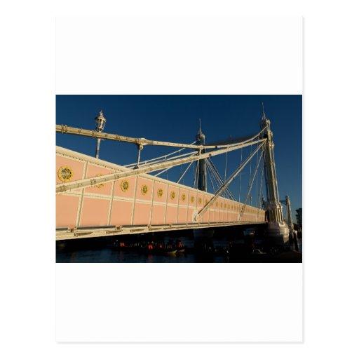 El puente Londres de Albert Postal