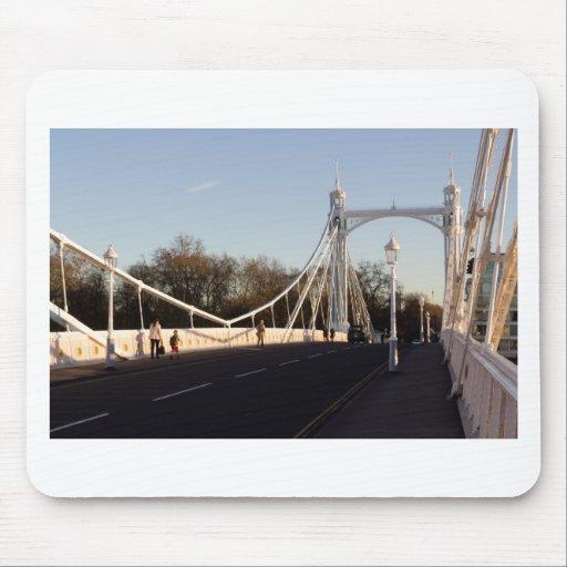 El puente Londres de Albert Tapete De Ratón
