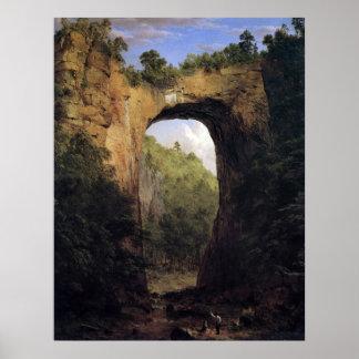 El puente natural, Virginia por la iglesia de Fred Impresiones