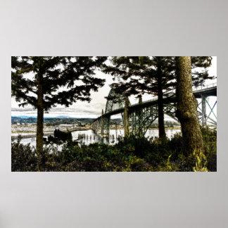 El puente impresiones