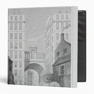 "El puente regente, Edimburgo Carpeta 1 1/2"""