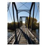 El puente tarjeta postal