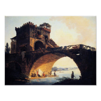 El puente viejo impresiones