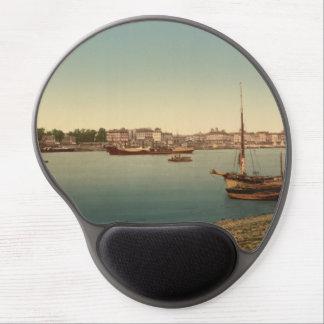 El puerto, Burdeos, Francia Alfombrillas Con Gel