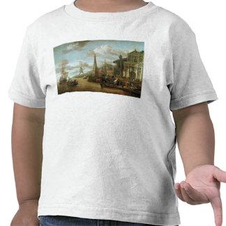 El puerto de Rodas Camiseta