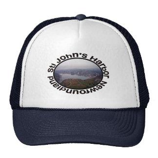 El puerto de San Juan, gorra de Terranova