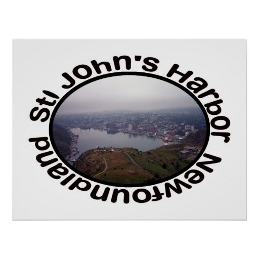 El puerto de San Juan, poster de Terranova