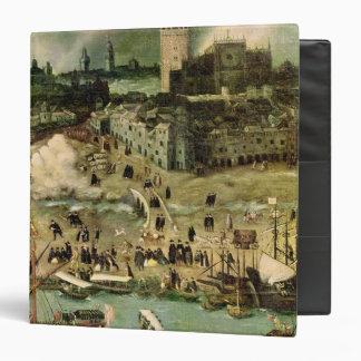 El puerto de Sevilla, c.1590