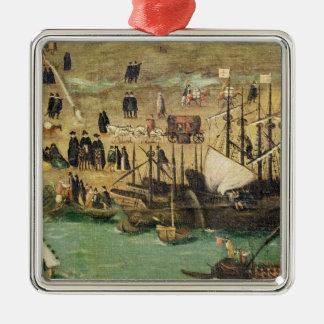 El puerto de Sevilla, c.1590 Adorno Para Reyes