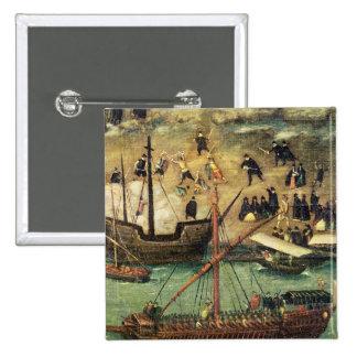 El puerto de Sevilla, c.1590 Pins