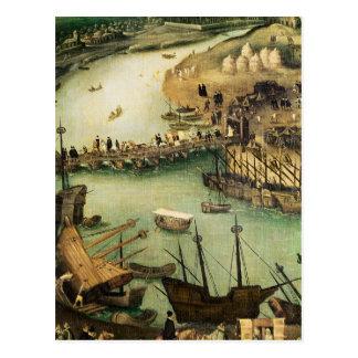 El puerto de Sevilla, c.1590 Postales