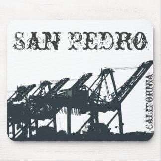El puerto del SP Cranes Mousepad