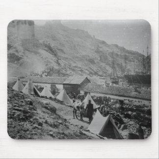 El puerto en Balaklava Tapetes De Ratón