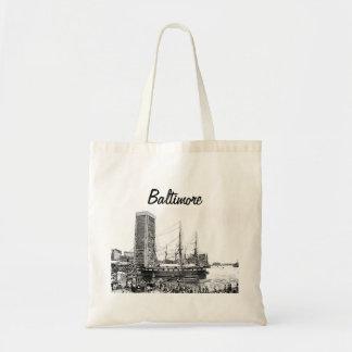 El puerto interno de Baltimore Bolsa Tela Barata