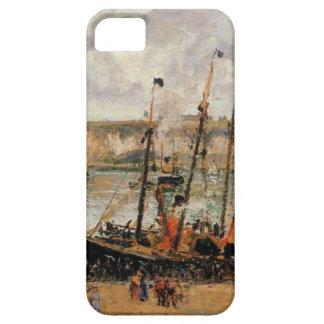 El puerto interno, Dpeppe, alta marea, mañana, Funda Para iPhone SE/5/5s